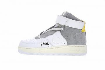 16d8bf701be1 Nike Air Force 1 High A Cold Wall White Grey AQ5644-991