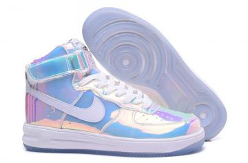 best service acb0f 0fb15 Nike Air Force 1 High Premium AS ID Iridescent 779456-991