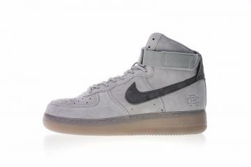 f0613b1bc72625 Reigning Champ x Nike Air Force 1 High 07 Dark Grey 882098-101