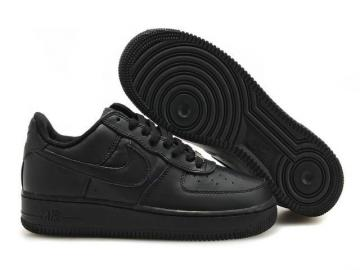 3836895f3cc0 Nike Air Force 1 Low Black Unisex Casual Shoes 315122-001