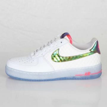5615f6b1d368 Nike Air Force 1 Low Comfort Prm QS White Metallic Gold Reflective 573974- 100