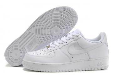 b29f2bc6eb37 Nike Air Force 1 07 Low White Casual Shoes 315122-111