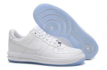 Nike Lunar Force 1 White Ice Blue Casual Shoes 654256-100 f79cdd3f2