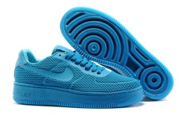 best service 205f1 0a966 Nike Air Force 1 Low Upstep BR Women Men Sneakers Shoes 833123-400