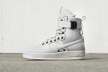 best sneakers e9360 f64f1 Nike Air Force 1 Special Fields Boots Light Bone 857872-001