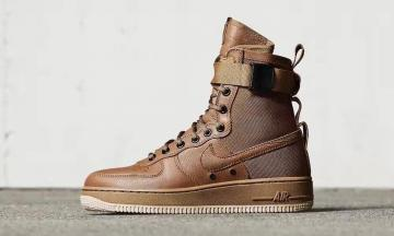 brand new 6c203 7543e Nike Special Forces Air Force 1 Gum Light Brown 857872-200