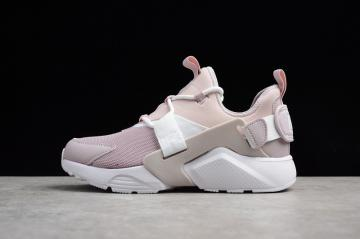 4ad9b8340dcf Nike Air Huarache City Low 5 Mesh Breathable Pink AH6804-600