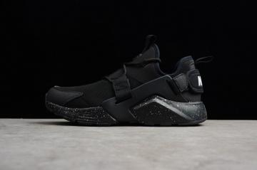 220b59956166 Nike Air Huarache City Low Casual Shoes Black AH6804-009