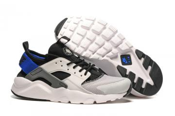 400df966b54b Nike Air Huarache Run Ultra White Black Blue Men Women Running Shoes  819685-100