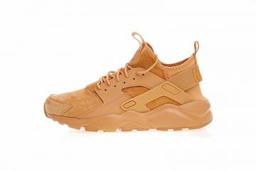 9e29b74e5d422 Nike Air Huarache Ultra Flyknit ID Wheat Athletic Shoes 829669-335