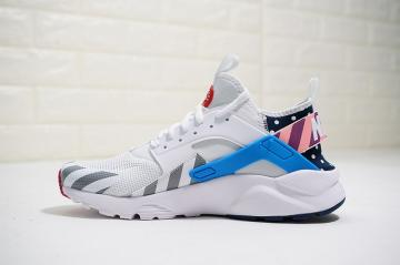 best service 0dee7 9ca54 Parra x Nike Air Huarache Run Ultra White Multi Color 847568-100