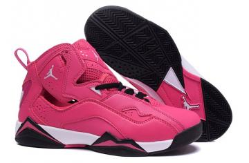 reputable site 1b770 5d15e Nike Air Jordan Ture Flight Valentines Day 342774 609 Rose