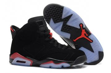 differently cf383 6901d Nike Air Jordan 6 Retro Black Infrared NIB 384664 023