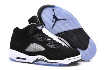meet 60a18 b3297 Nike Air Jordan V 5 Retro GS Oreo Black White Cool Grey 440888 035