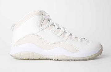 Nike Air Jordan 10 X Retro OVO Drake Summit White Gold 819955 100 5afe34d16