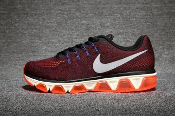 b2dd4a76914d Nike Air Max 20K T8 TAILWIND 8 Red Wine Orange Varsity 805941-008