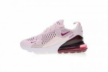 Nike Air Max 270 Barely Rose Vintage Wine Elemental Rose White AH6789-601 eaf171912ab5