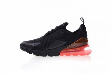 Nike Air Max 270 Black Hot Punch AH8050-010 410c3770f310