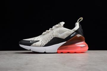 Nike Air Max 270 Light Bone Black Hot Punch AH8050-003 f4392db2aaf5