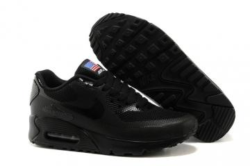 f8689d008e Nike Air Max 90 Hyperfuse QS Sport USA Black July 4TH Independence Day  613841-001