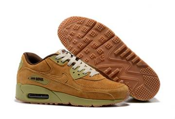 8edd0b1e97d1 Nike Air Max 90 Winter PRM Men Women Trainers Sneakers Shoes Wheat Pack  683282-700