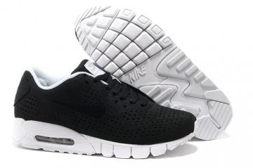 2c3da0d026ca Nike Air Max 90 Current Moire All Black White 344081-012