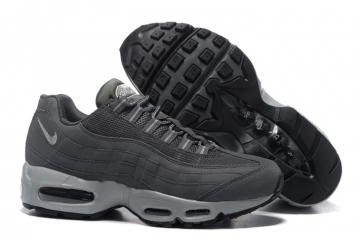 the latest b613f e911d Nike Air Max 95 Dark Grey Wolf Grey Men Shoes 609048-088