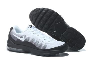 Nike Air Max Invigor Print Men Running Sports Shoes Trainers Black Grey  White 749688-010 240d775d1