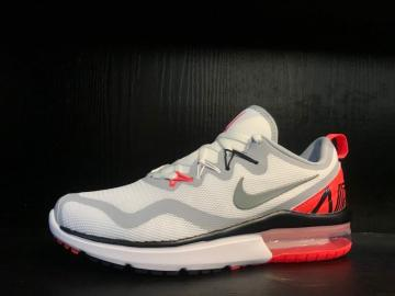 68c928f7925 Nike Air Max Fury Running Shoes Black White Red AA5739-001