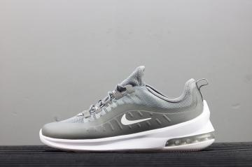 5697a99bf5f Nike Air Max Axis Cool Grey White Mens Running Shoes Sneakers AA2146-002