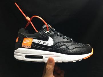 e26d73a35d Nike Air Max ZERO QS X White Off Black White Orange Reflective 917691-002