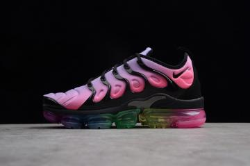 15851ee1d662 Nike Air VaporMax Plus Be True Purple Pulse Pink Blast Multi Color Black  AR4791-500