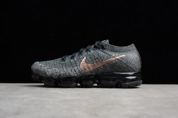 54265ae89fee6 Nike Air VaporMax Flyknit Black Mtlc Red Bronze 849558-010