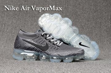 Nike Air VaporMax Men Women Running Shoes Sneakers Trainers Wolf Grey 849560 -101 34df579c4