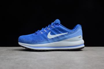 timeless design c2ce7 41805 Nike Air Zoom Vomero 13 Blue Running Shoes 922909-400