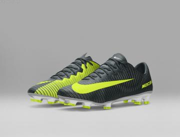 73d366e4d Nike Mercurial Superfly CR7 FG Low Soccers Seaweed Volt Hasta White