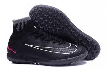 51817fa14e8a Nike MercurialX Proximo II TF Black Dark Grey MD ACC Men Soccers Shoes