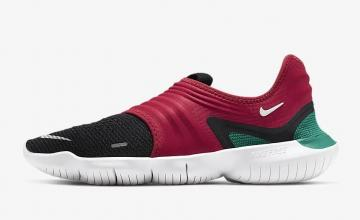 Nike Free RN Flyknit 3.0 AQ5708 001 Running Shoes (W)