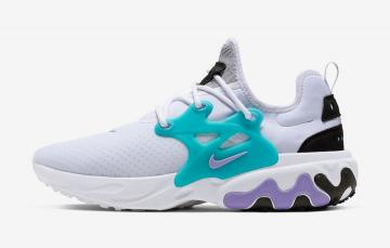 Interesting Nike Odyssey React Gym Blue Blue Void Pure Platinum Blue Hero AA1626 400 Mens running Shoes Sneakers AA1626 400