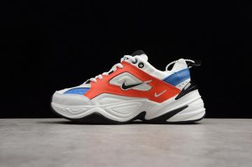 7825f9936 Nike Air Monarch The M2K Tekno White Black Blue Casual Shoes AO3108-101