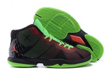 e70c4e35cc3 Nike Jordan Super Fly 4 Jumpman Blake Griffin Men Basketball Shoes Black Red  Green Infrared 768929-006
