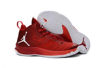the best attitude f81a2 1a90b Nike Jordan Super Fly 5 Blake Griffin Men Sneakers Shoes Wine Red White  844677-601