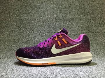 9234cd342f43 Nike Air Zoom Structure 20 Lace Up Vivid Purple 849577-501