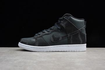 5aba205c24ec Nike SB Dunk High Pro SB Grip Tape White Black Anthracite 305050-028