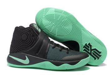 new concept 60db5 77c7c Nike Kyrie 2 II Green Glow Black All Star 2016 Men Shoes 819583 007