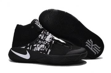 official photos 6313a 6d701 Nike Kyrie II 2 Irving Black Effect Tie Dye Men Shoes Basketball Sneakers  819583