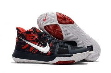 reputable site 38d74 1d0dd Nike Zoom KYRIE 3 EP Youth Big The samurai Kid Shoes