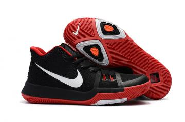 official photos 142fb 764b5 Nike Zoom Kyrie 3 EP Black Red Unisex Basketball Shoes