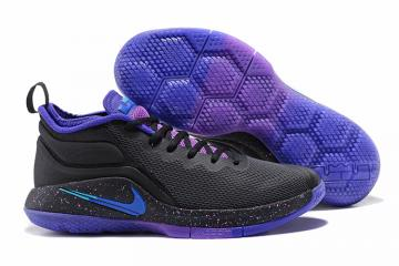 d8402ef1aad1 Nike Zoom Witness II 2 Men Basketball Shoes Black Purple