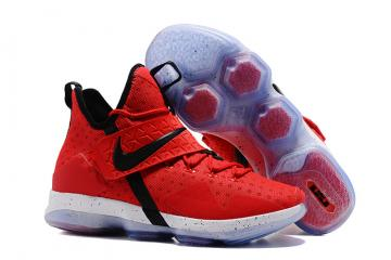 4ebfb5201cb Nike Lebron XIV EP 14 Lebron James University Red Brick Road Men Basketball  Shoes 921084-600